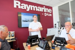 Raymarine training