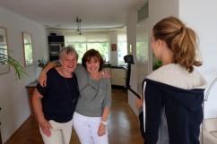Oma's hebben het zwaar met het naderend afscheid