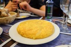 Tortilla bij Momos