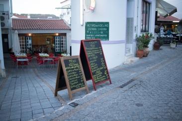 Restaurantje Odeceixe