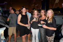 Ladies of the S-pontoon