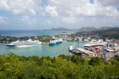 Hoofdstad St. Lucia