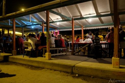 Eten en drinken op straat